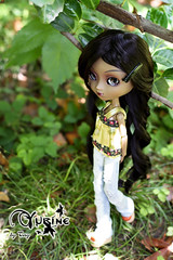 Yurine, Spirit of the City (Pullip AQ)