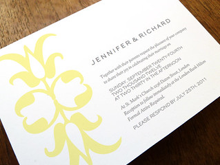 Printable Wedding invitation (close up) - Ornament