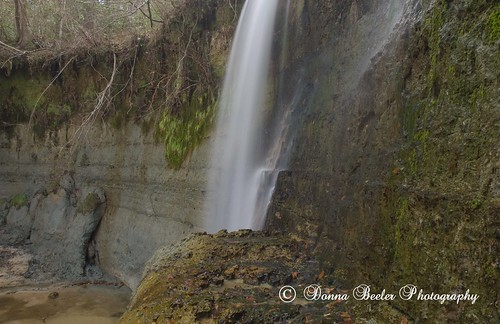 waterfall alabama hiddenfalls haleburg