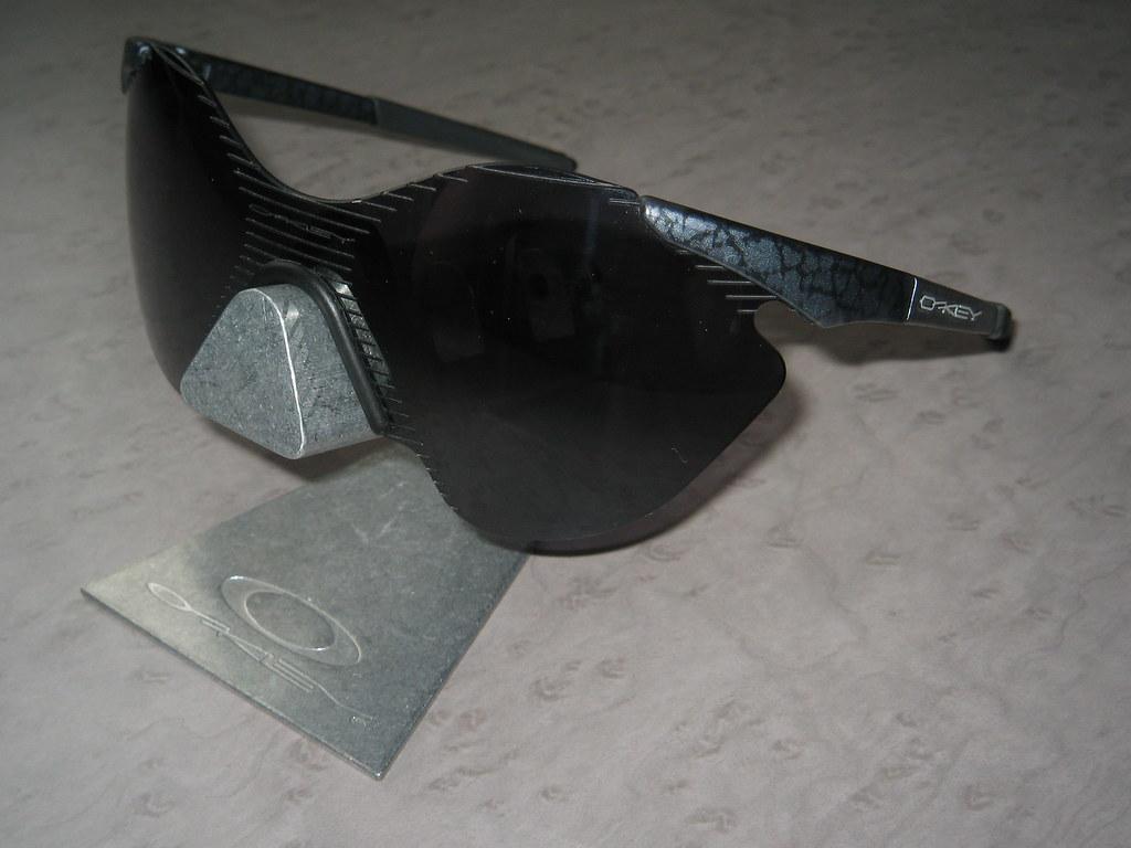 9df3634d945 ... Oakley Sub Zero™ N2T Planet X Black Iridium