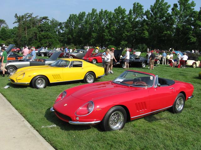 1967 Ferrari 275 GTS/4 NART spider | Flickr - Photo Sharing!