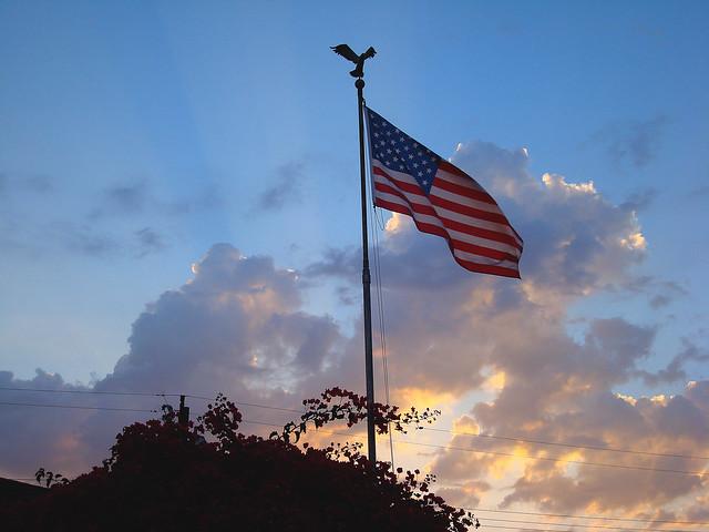 Flag 20110704