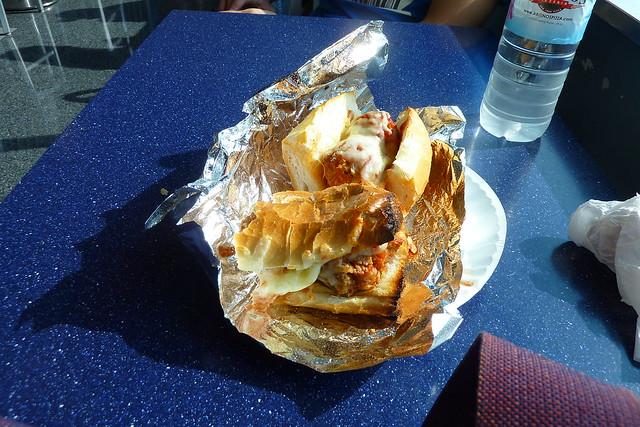 1034 - Meatball sandwich @ JFK