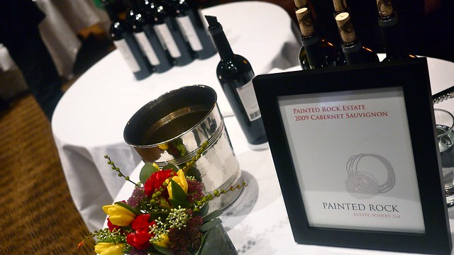 Painted Rock Wine | Gotham Steakhouse