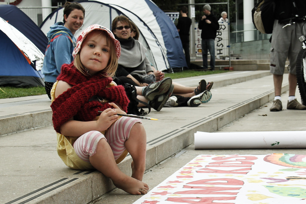 Occupy Auckland -