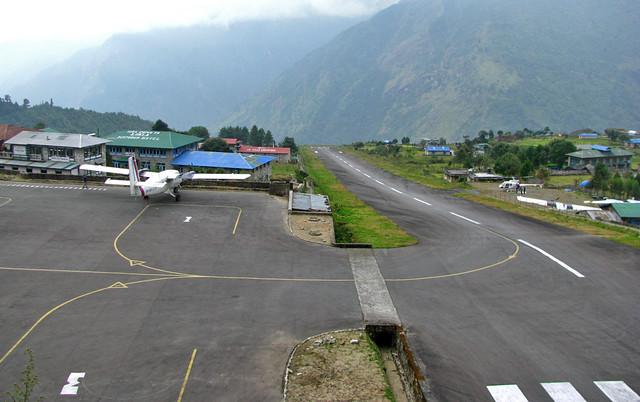 Lukla Air Port (Tenzing-Hillary Airport)