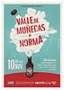 Afiche Valle de Muñecas + normA