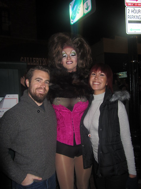 High Heel Drag Race 2011