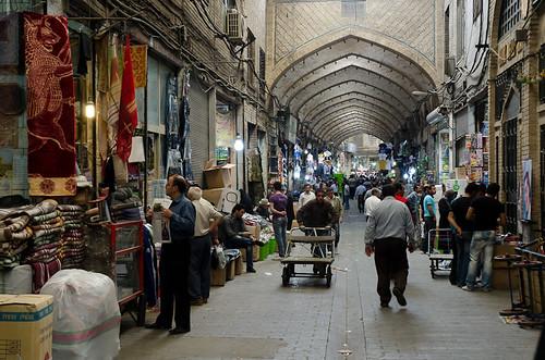 Molavi Bazaar