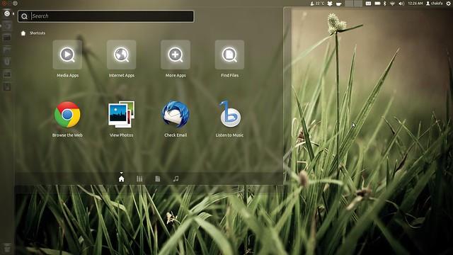 """my Ubuntu 11.10 """"Oneiric Ocelot"""""""