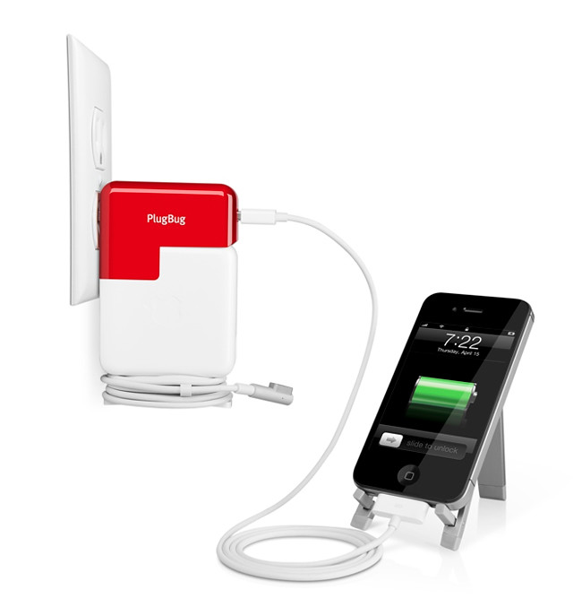 PlugBug Dual iPhone Charger