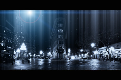 Gas Town Sci-Fi by P Squared Pics