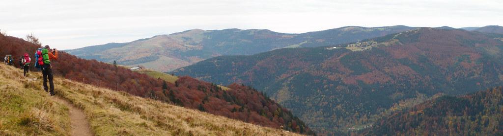Bourgondische Bivaktocht In De Hautes Vosges  U2013 Debbie U0026 39 S