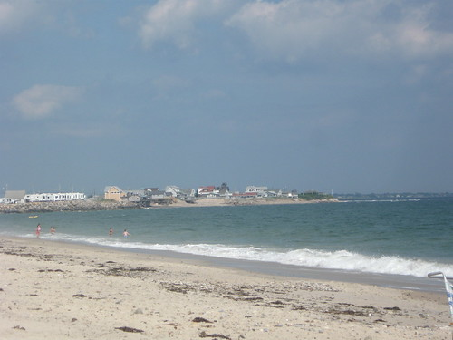 Looking towards East Matunuck by mary jane 43