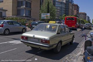 1981 BMW 518 [E12]