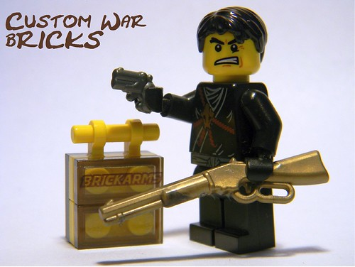 Custom War Bricks - Giveaway