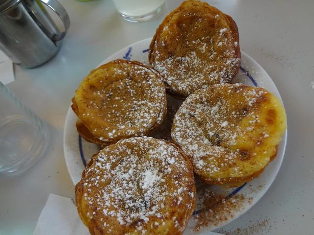 Pastel de Nata em Lisboa