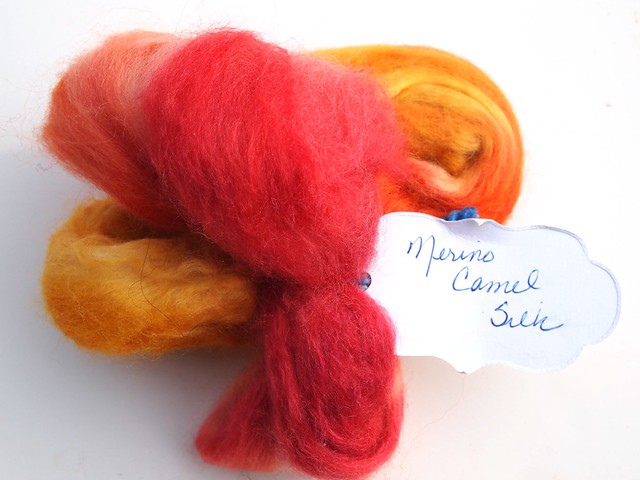 Corgi Hill Farm Fiber Sample