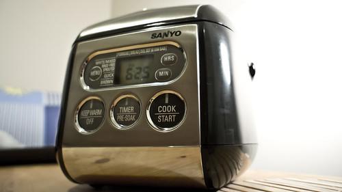 Sanyo Ricecooker