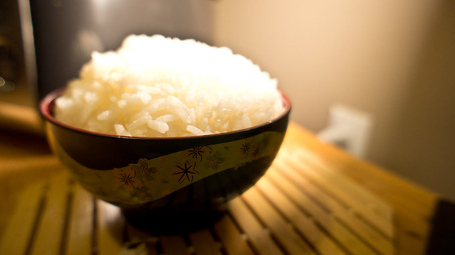 Rice from Flickr via Wylio