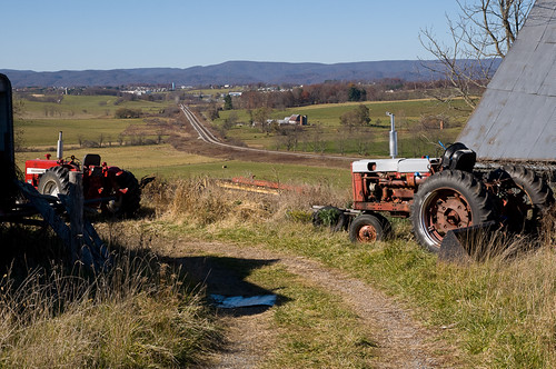 railroad tractor mountains rural virginia photo day farm clear decor crockett norfolksouthern