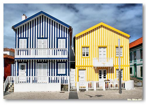 Palheiros da Costa Nova #6 by VRfoto