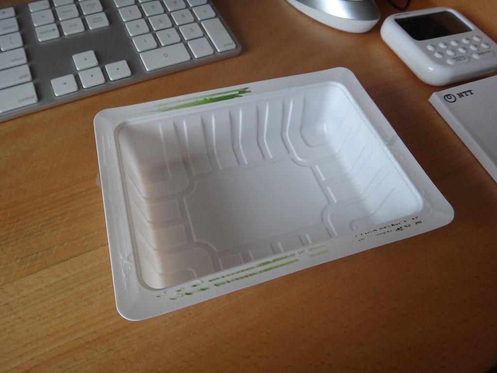 絹ごし豆腐のパッケージ