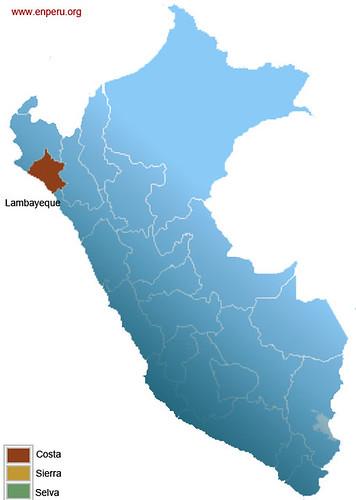 Todo sobre lambayeque historia de lambayeque ubicaci n y for Ubicacion de la cocina
