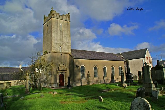 St John's Church, Derg Parish, Castlederg, County Tyrone (1731)