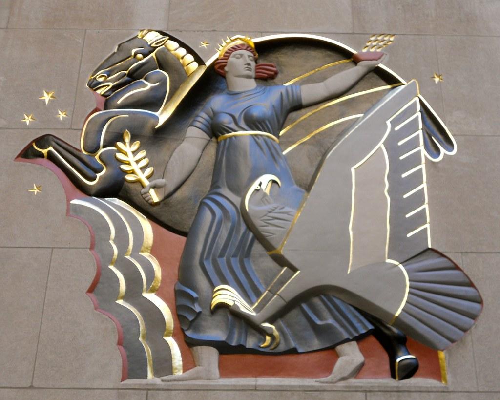 Art Of Rockefeller Center