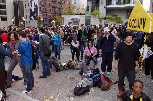 Day 60 Occupy Wall Street November 15 2011 Shankbone 12
