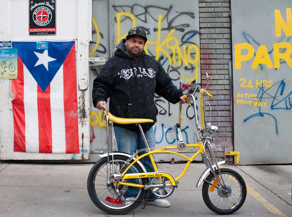 Lemon Peeler: Bushwick, Brooklyn