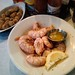 shrimp at Half Shell Oyster House.