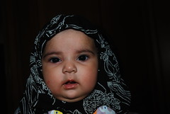Nerjis Asif Shakir 4 Month Old by firoze shakir photographerno1