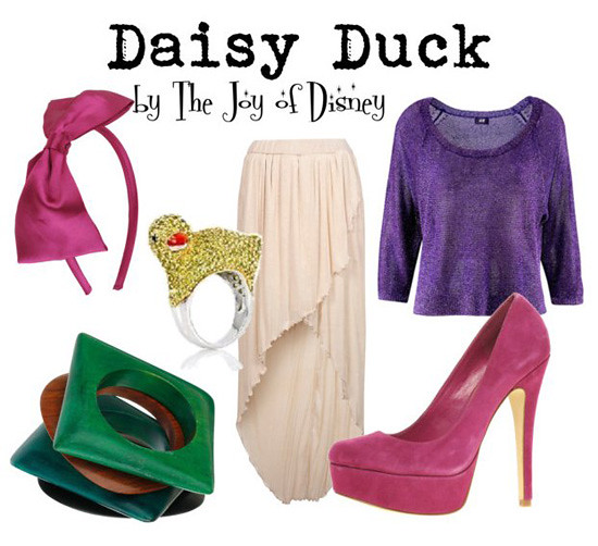 Inspired by: Daisy Duck