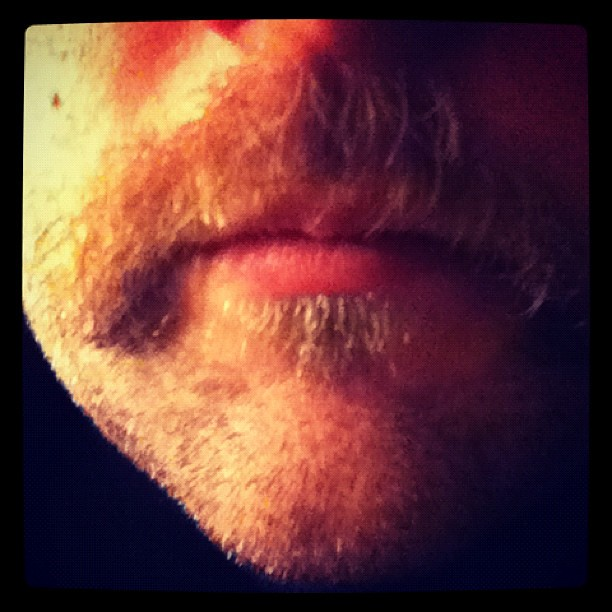 Return of the stache
