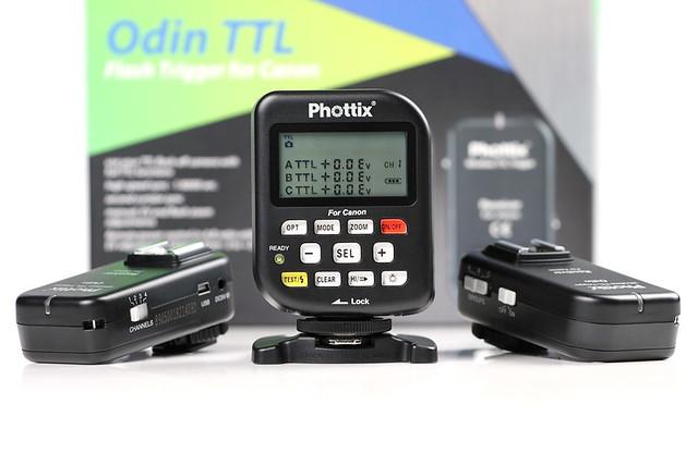 Phottix Odin TTL Triggers