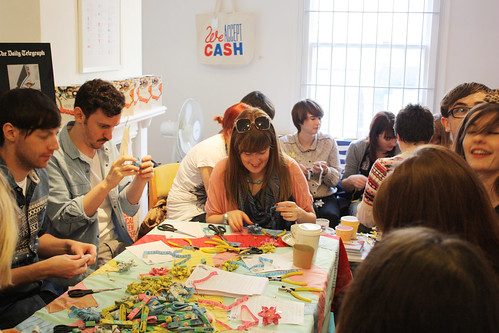 Tatty Devine Workshop at Soma