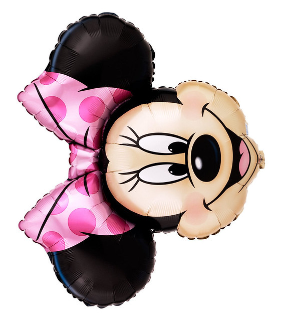 Minnie Mouse Mask | Flickr - Photo Sharing!