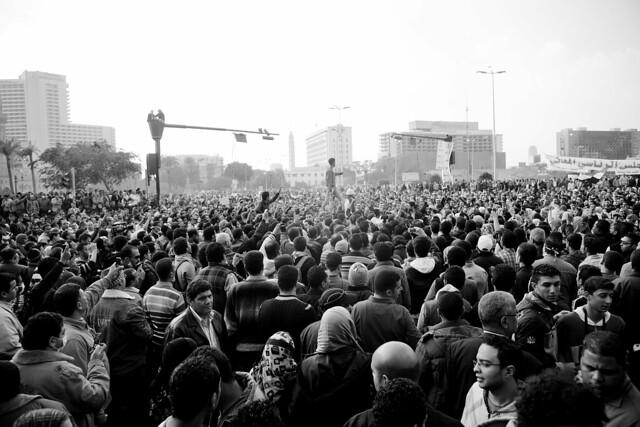 Tahrir 22 de novembre 2011