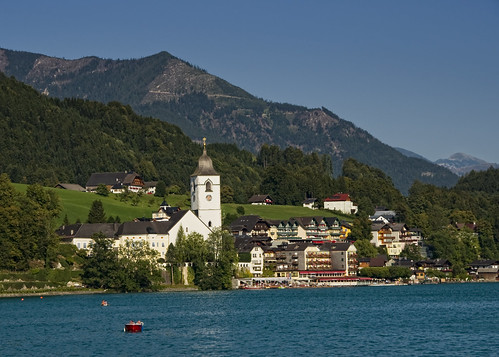 St. Wolfgang town