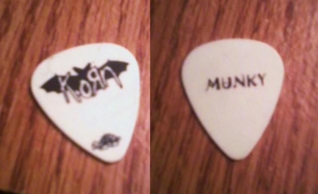 Munky's Pick