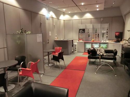 Lounge @ Stuttgart airport