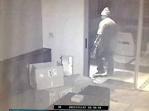 Burglars in Venice Beach