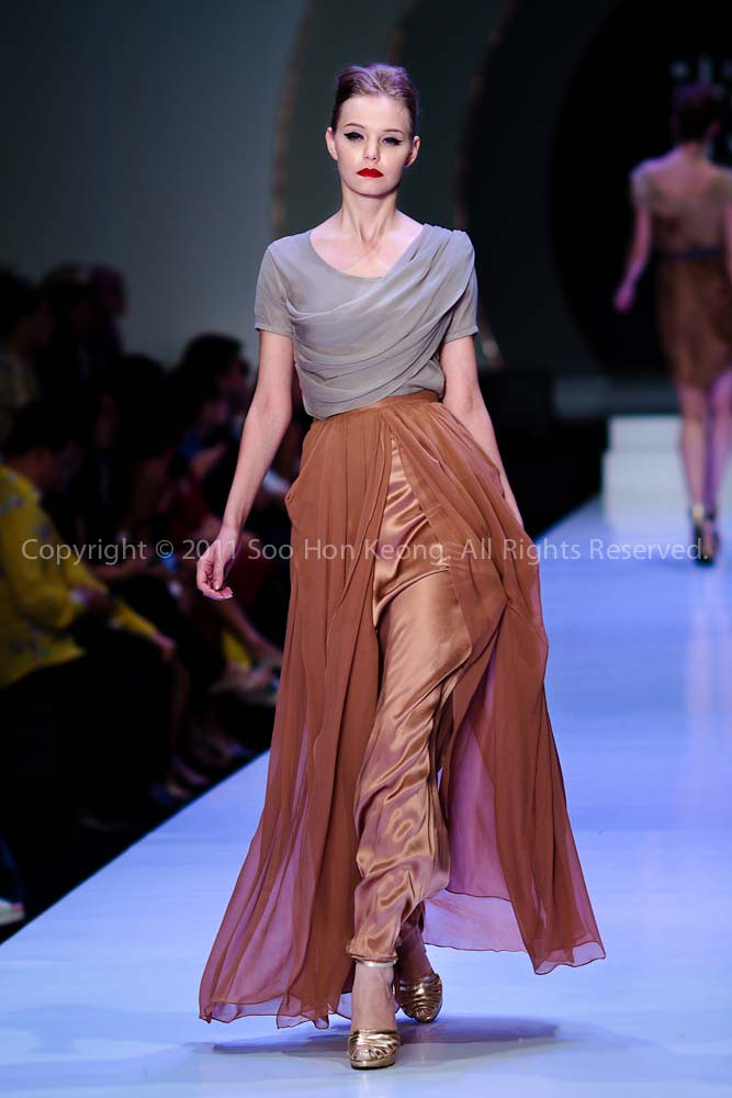MIFW 2011 (Its MIFA) - Afternoon Tete-A-Tete @ Zebra Square, KL, Malaysia
