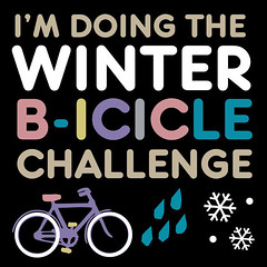 Winter B-Icicle Challenge