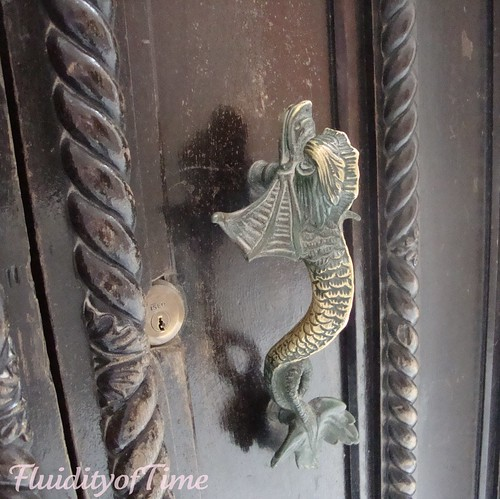 Venice door knocker 4