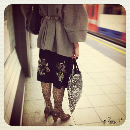 UK - Tube Lady