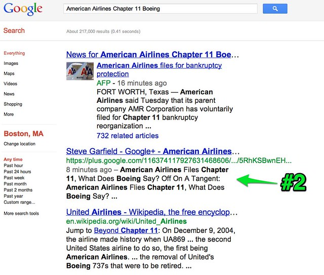 american airlines chapter 11 boeing - Google Search