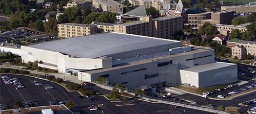 Cintas Center (via Xavier U.)